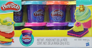 fd9012e602 Hasbro Play-Doh Single Can Asst (4Oz)